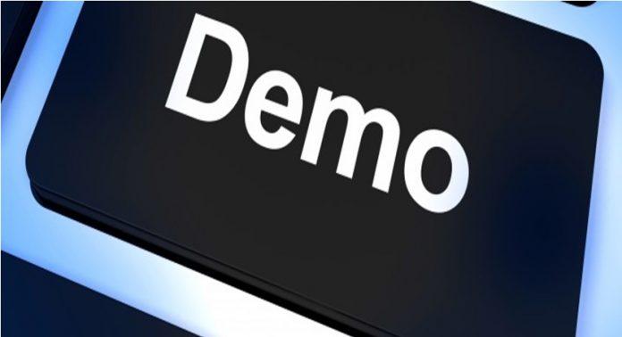 Forex platforma demo