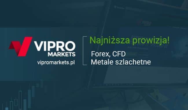 Polecany broker forex