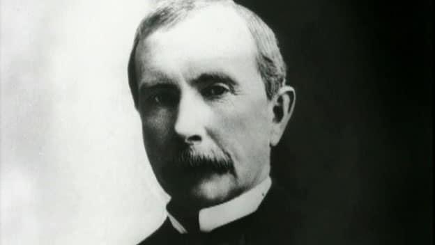 Najbogatsze rodziny świata John D. Rockefeller