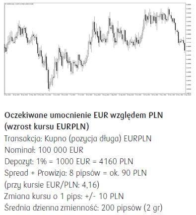 euro złoty