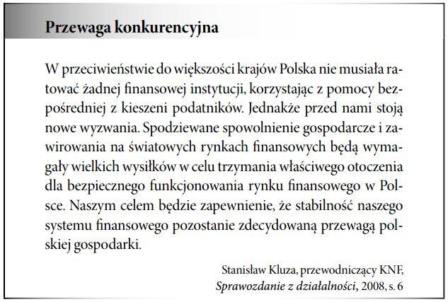 Komisja Nadzoru Finansowego - KNF