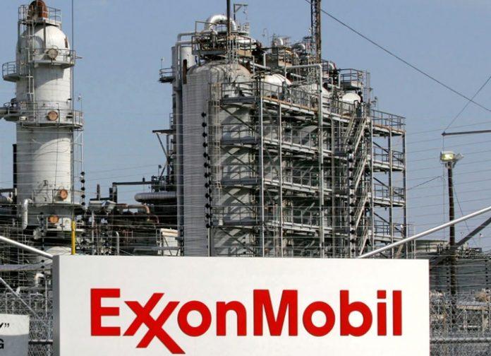akcje Exxon mobile
