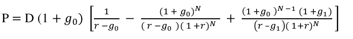 Model dwuetapowy