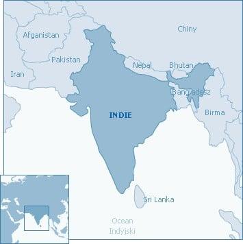 Waluta Indii - Rupia indyjska