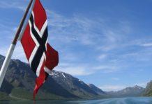 norwegia - korona norweska