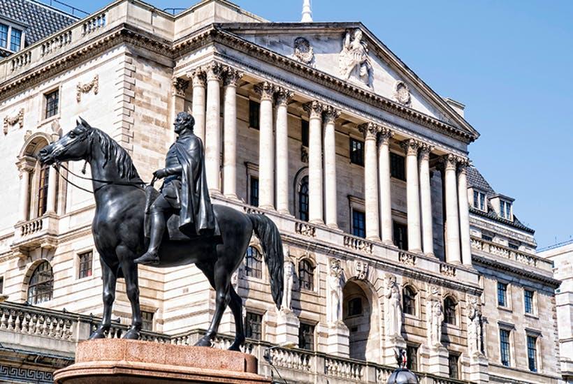 Bank Anglii - Bank of England (BoE)